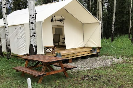 True North Glamping Tent #2