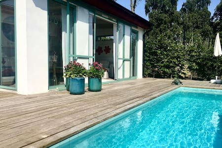 Österlen Pool House