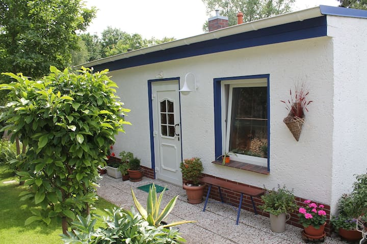 Nice holiday bungalow situated in a very idyllic location