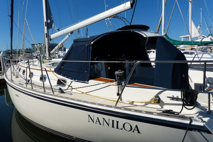"""Naniloa"" Caliber 40' Sailing Yacht - Redwood City - Barco"