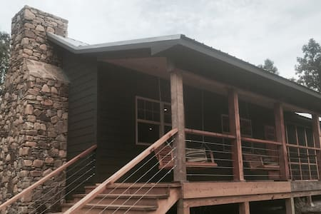 OXFORD, MS cabin, perfect family getaway! - Lafayette County - Mökki