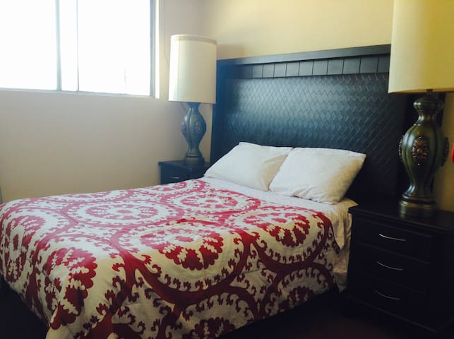 Cozy room, centrally located
