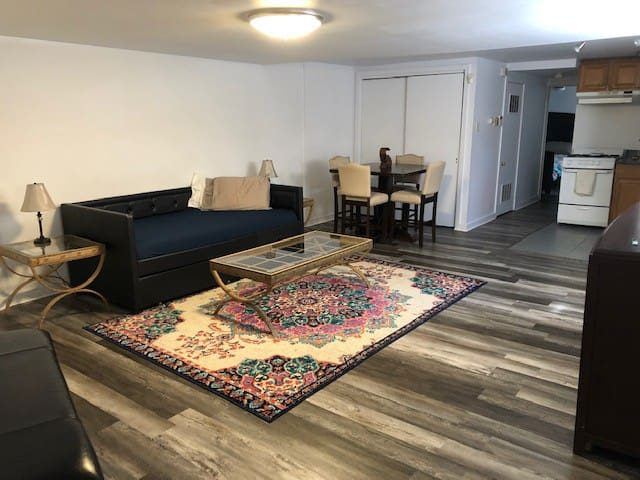 Manayunk Apartment; 2 Blocks from Main St.