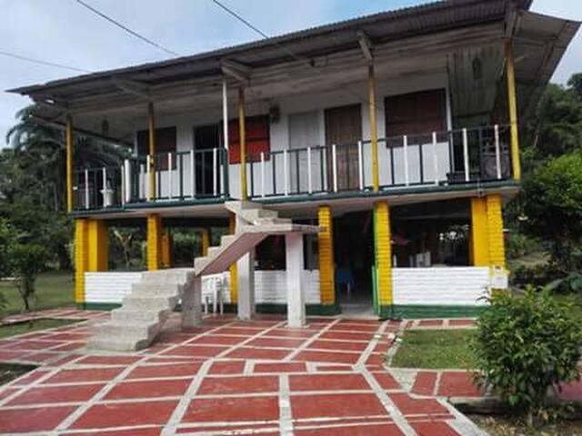 EL PALOMAR ECOLODGE - Buenaventura - Cabin