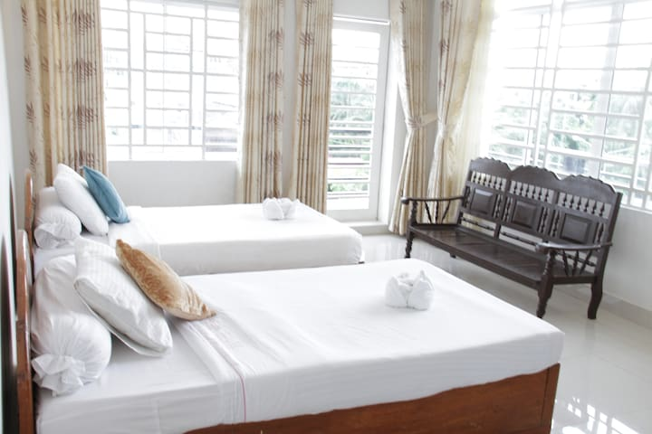 Perfect location for Sihanoukville night view. - Krong Preah Sihanouk - Apartamento