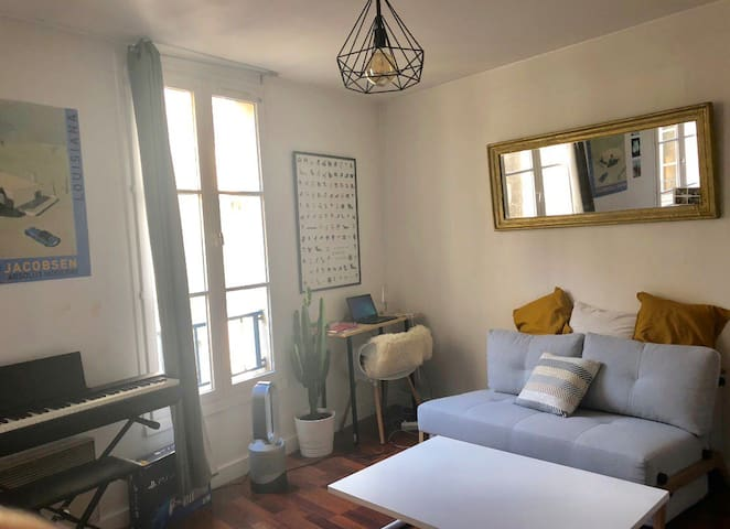 Lovely & cosy studio in Le Marais Paris