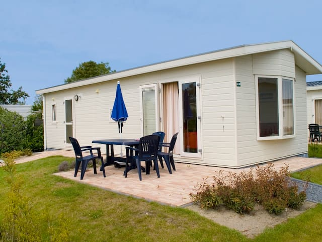 4 people holiday house, open terrace, close to the beach