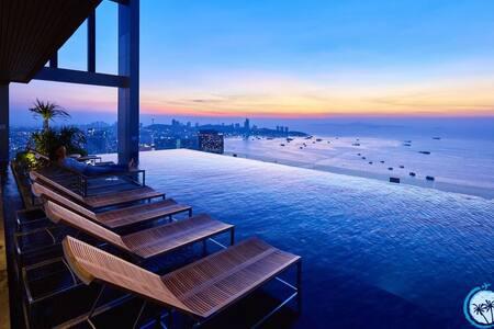 Pattaya's Best Location + wifi 30Mbps