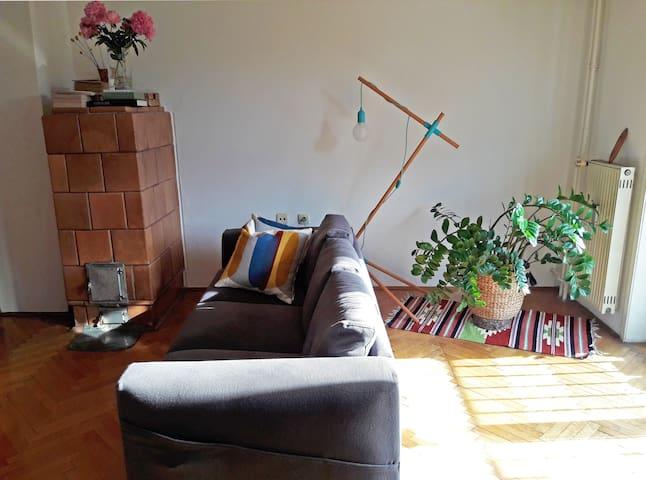 COZY, GREAT LOCATED APARTMENT - Ljubljana - Wohnung