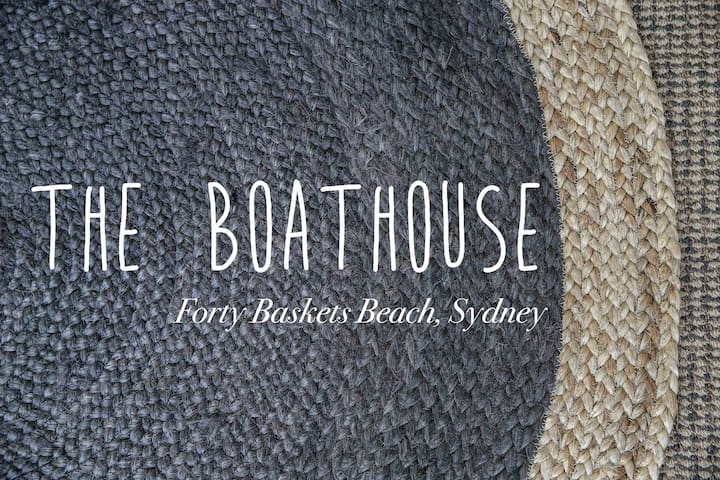 THE BOATHOUSE FORTY BASKETS BEACH