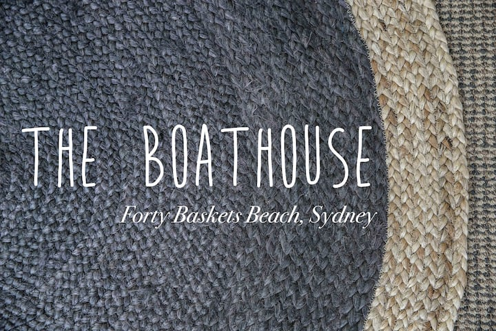 LE BOATHOUSE FORTY BASKETS BEACH