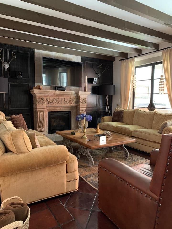 Lujosa casa en Residencias Rosewood
