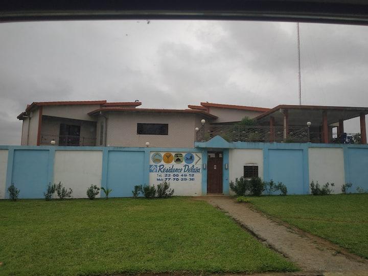 Résidence Delaia, Chambre d'hôte à Abidjan
