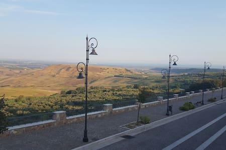 bellissimo panorama - Chieuti - 獨棟