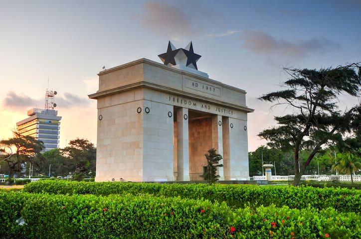 P's Accra Guidebook