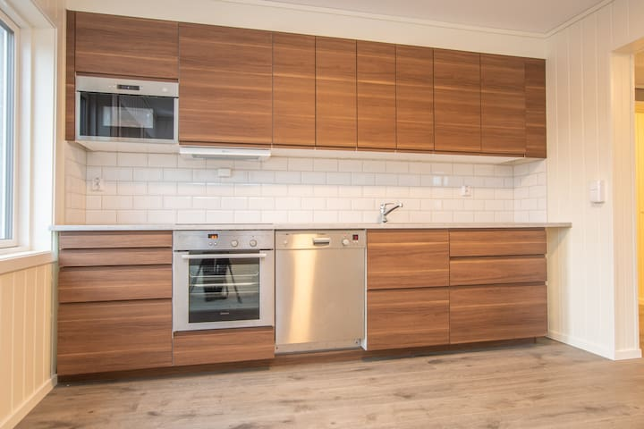 1 bedroom apartment in sentrum of Steinkjer.