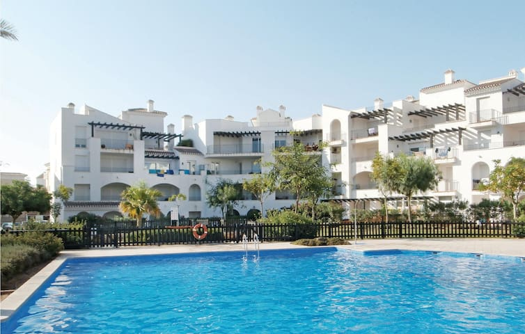 Holiday apartment with 2 bedrooms on 54m² in Roldán