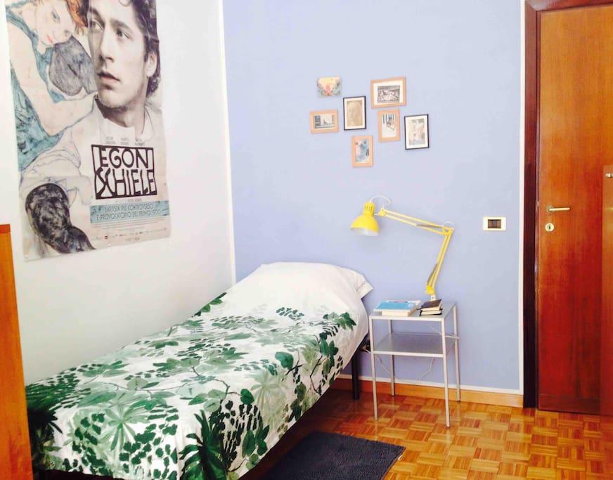 Room per gli ospiti