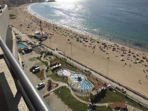 La playa a tus pies en la herradura Piso 16