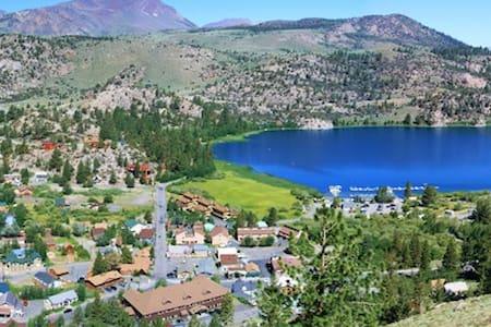 Heidelberg Inn 2BR Condo June Lake - June Lake - 公寓
