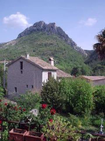 Location de vacances drôme provençale - Buis-les-Baronnies - Townhouse
