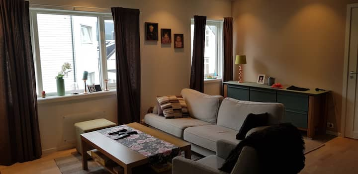 Nice and cozy apartment in sentrum of Ålesund