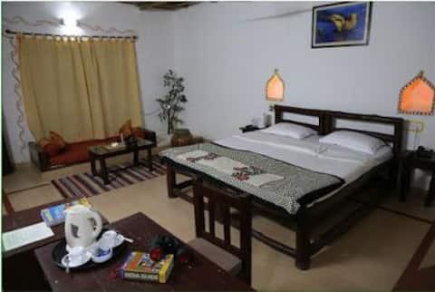 Kanha tiger reserve-Eco friendly cottages