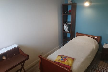 Chambre pour une personne chez l'habitant