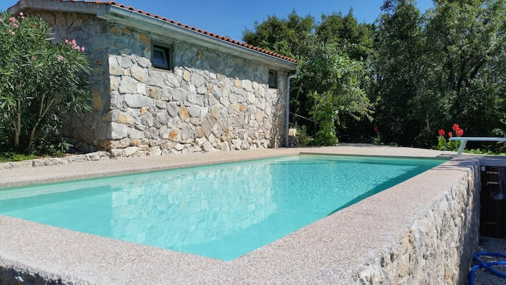 Villa MENTA 2 with pool - Two bedroom 4 pax villa with pool