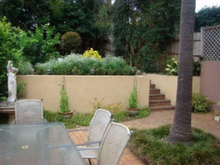 Patio / Garden