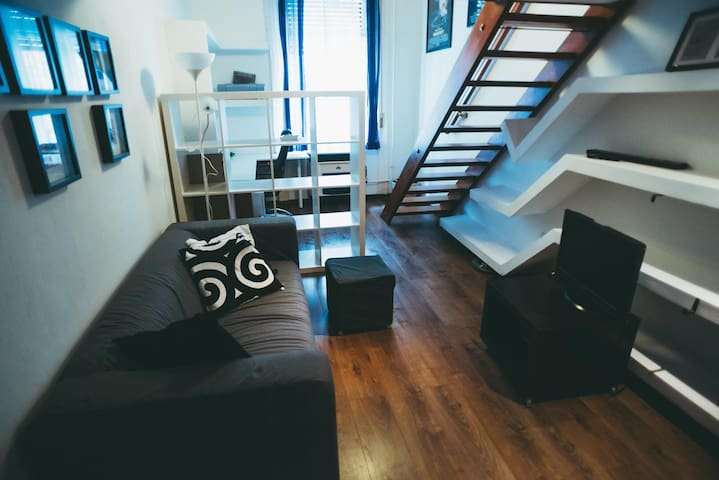 Nice and small apartment in the city center