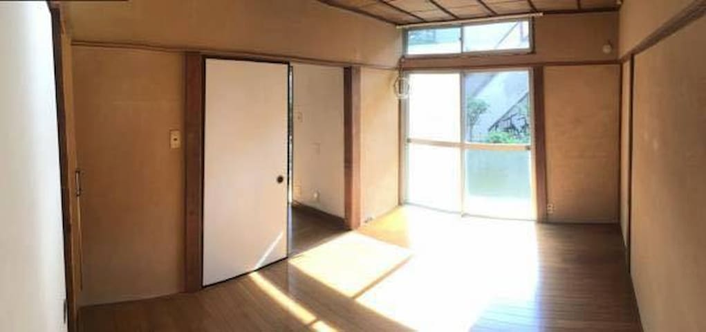 Private room in a Cozy Sharehouse -15min St.Mitaka - Musashino-shi - 一軒家