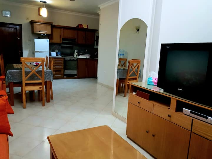 Red Sea Apartment - Divers welcome!