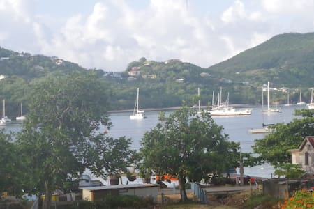 Bequia Bird House (with A/C)