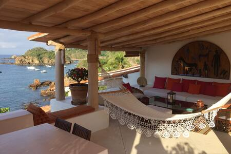Private Casita in Careyes - Costa Careyes