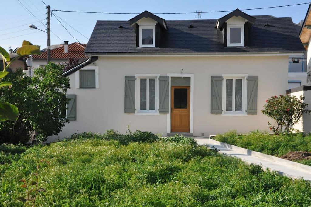 Maison avec jardin pour thermalisme tourisme ski - Office de tourisme bagneres de bigorre ...