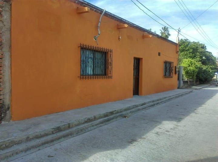Casa Villarreal en Alamos pueblo mágico