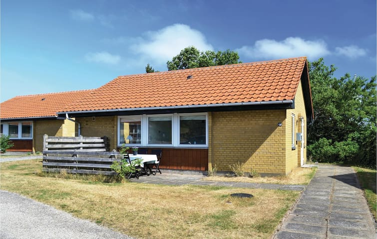 Holiday cottage with 1 bedroom on 57m² in Nørre Nebel