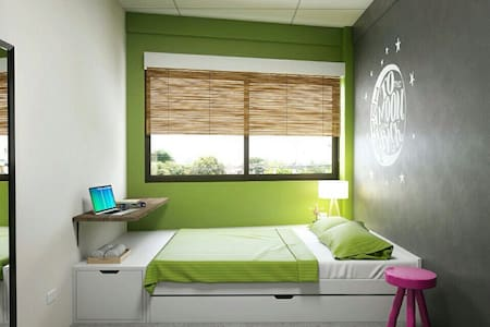 Private Double Room for 2 + 1 - Tawala - Bed & Breakfast