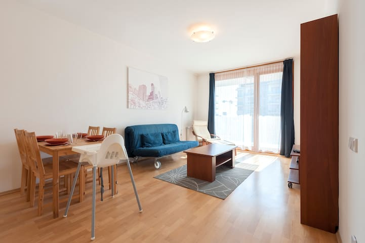 1 BD apartment in top residential area District 13
