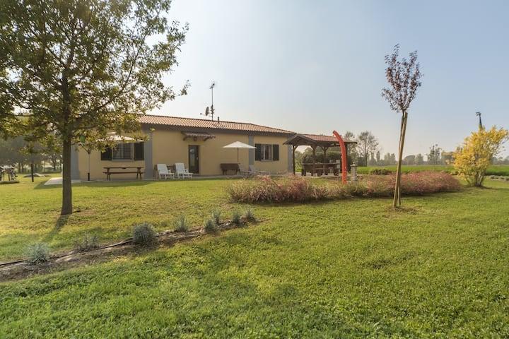 Villino - Agrit. Primaluna