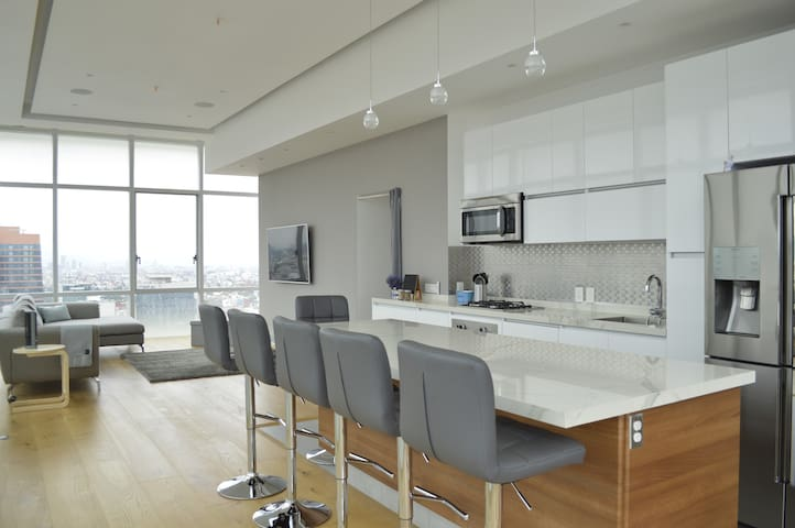 Luxury Apartment at Insurgentes w/ Amazing Rooftop