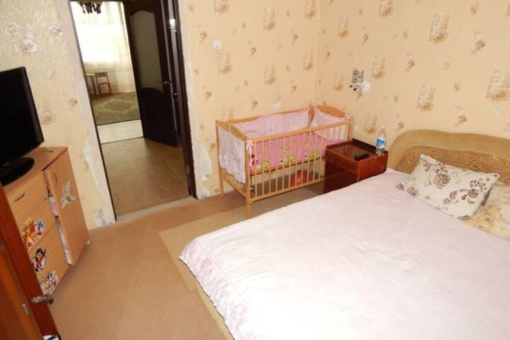 Квартира для семьи с ребенком есть все необходимое