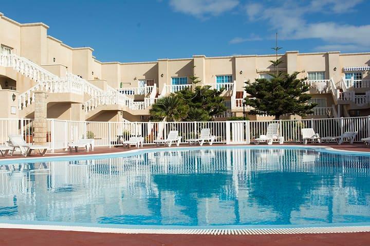 Apartamento cerca de la playa Caleta de Fuste
