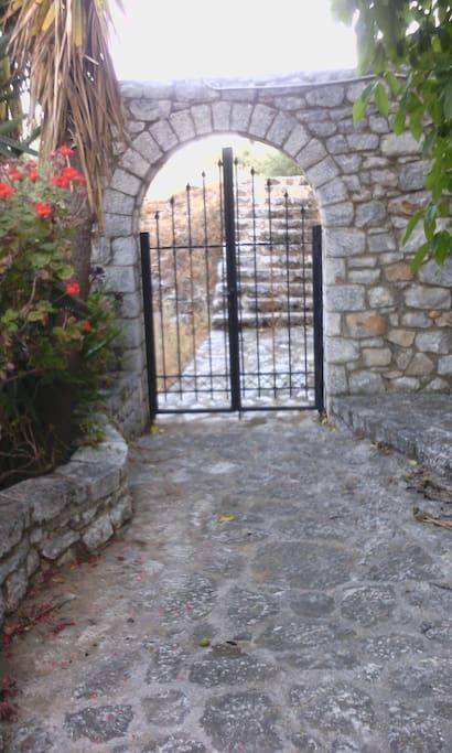 Main entrance(inside look)
