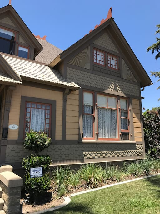Downtown Historic Hideaway Houses For Rent In San Luis Obispo California United States