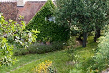 Jolie maison vue magnifique - Hérisson - Rumah