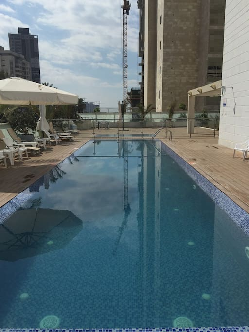 Appartement luxe vue mer a netanya apartments for rent for Appartement israel netanya
