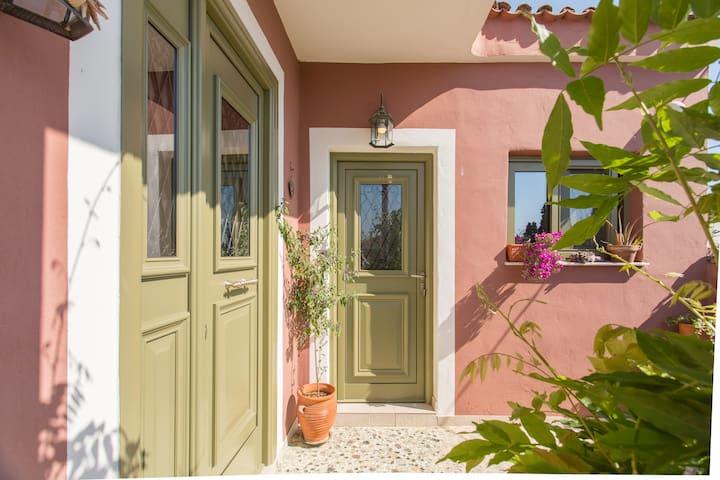 Παραδοσιακό Διαμέρισμα