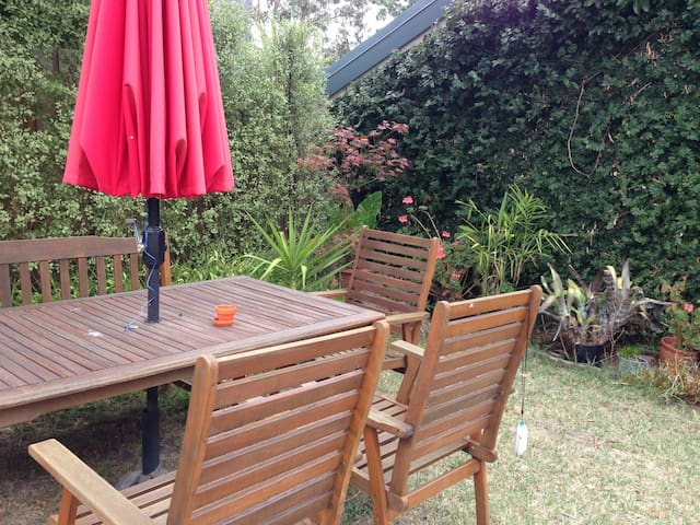 comfy family cottage house in a safe suburb - Mount Waverley - Villa